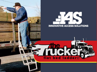 The Trucker Series Flatbed Work Ladders'