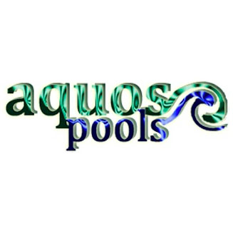 Company Logo For Aquos Pools'