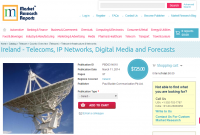 Ireland - Telecoms, IP Networks, Digital Media and Forecasts