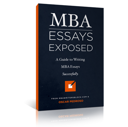 MBA Essays Exposed'