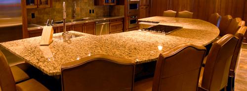 Granite Work Tops'