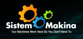 Logo for Sistem Makina'