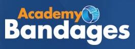 Company Logo For Academy Bandages'