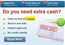 Payday Loans In One Hour'