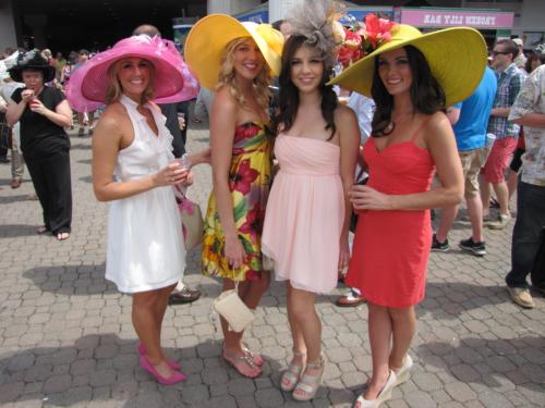 Enjoy the Kentucky Derby Experience!'