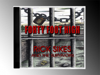 The Convict And The Rose Book & Forty Foot High CD.