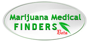 Logo for Marijuana Medical Finders'