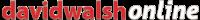 DavidWalshOnLine Logo