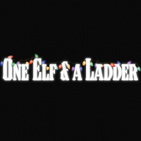 One Elf and a Ladder Logo