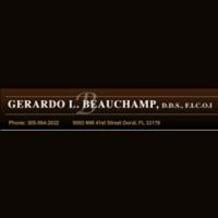 Gerardo L Beauchamp DDS Logo
