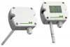 EE210 transmitters are available for wall or duct mounting a'