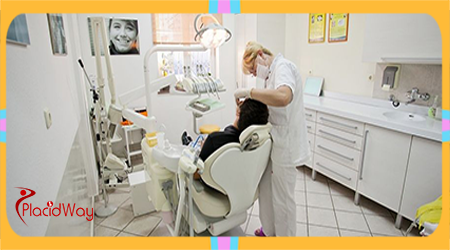 Pantalon Dental Practice Croatia'