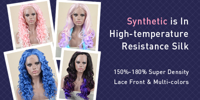 NEW SYNTHETIC WIGS LAUNCHED BY EVAWIGS'