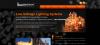 Website Design for Lumisphere USA'
