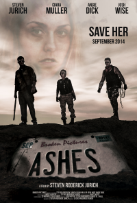 Upcoming Short Film 'Ashes' Director Ste