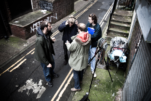 Speech Fear Free Director Tarquin Ramsay'