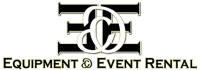Equipment & Event Rental Logo