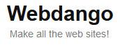 Webdango Logo