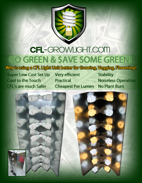 CFL-GrowLight.com Powerful Grow Lights'