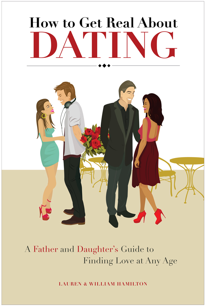 How to Get Real About Dating Book Cover