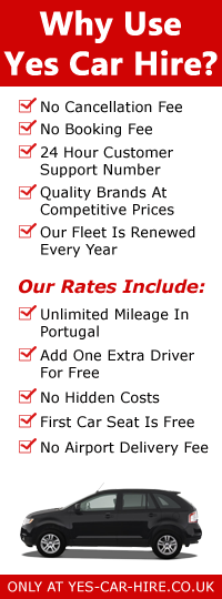 Algarve Car Hire Yor