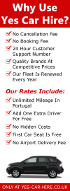 Algarve Car Hire Yor'