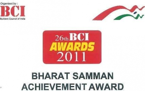 Earth Infrastructures Limited wins the Bharat Samman Achieve'