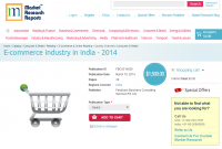 E-commerce Industry in India - 2014