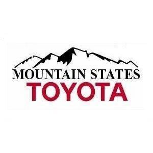 Company Logo For Mountain States Toyota'