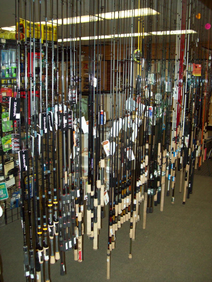 Best Fishing Rod Selection FishinGurus