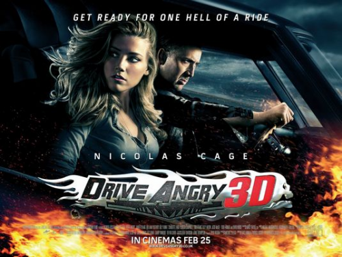 Drive Angry'