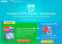 DVD Ripper Gieaway for Giveaway of the Day