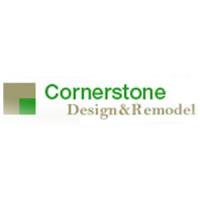 Cornerstone Design & Remodel Logo