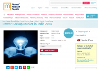Power Backup Market in India 2014