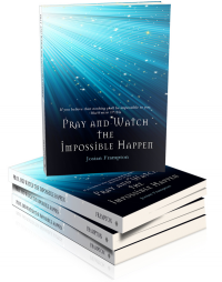 Pray and Watch the Impossible Happen, by Josian Frampton