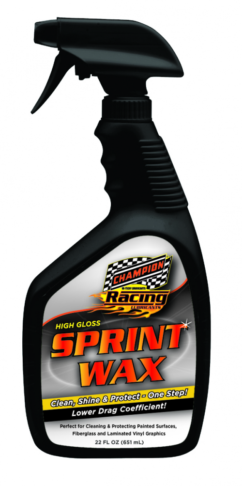 Champion Sprint Wax'