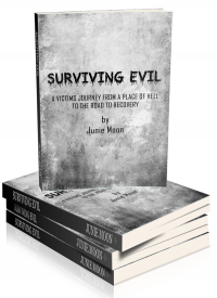 Surviving Evil, by Junie Moon