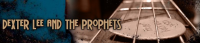 Dexter Lee and the Prophets Logo