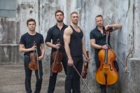 Well-Strung, The Singing String Quartet, Perform in LA &