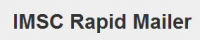 IMSC Rapid Mailer Logo