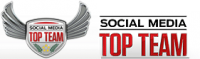 Social Media Top Team Logo