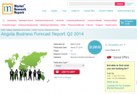 Angola Business Forecast Report Q2 2014