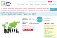 Thailand Business Forecast Report Q2 2014
