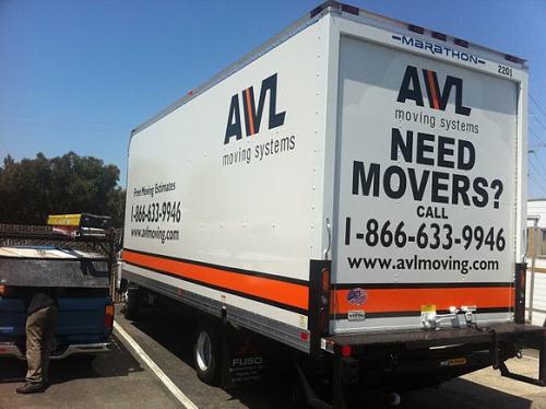AVL Moving Systems'