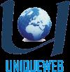 Logo for uniqueweb'
