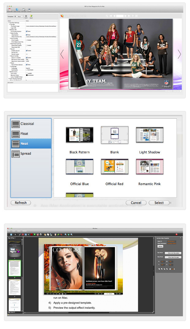 Boxoft PDF to Flipbook Pro Mac