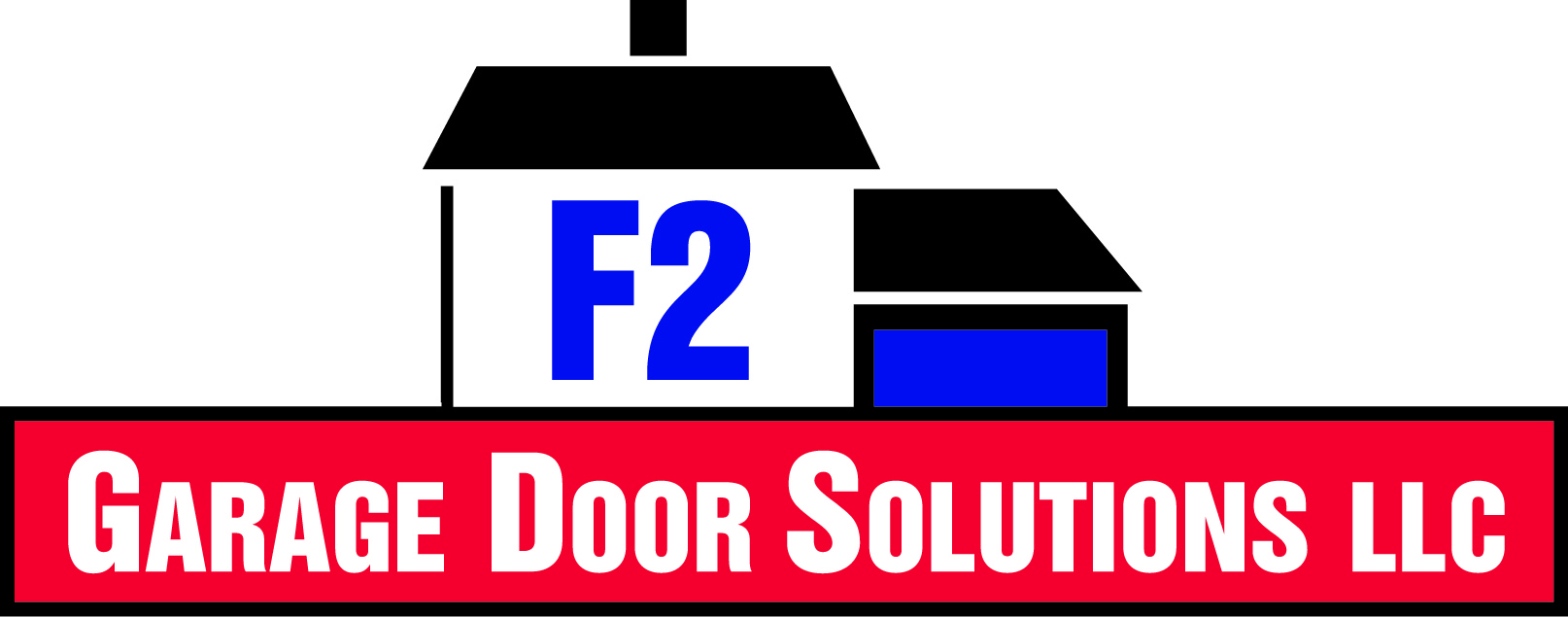 F2 Garage Door Solutions LLC Logo