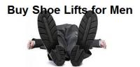 Shoe Lifts For Men Logo