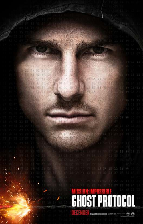 Mission Impossible: Ghost Protocol'