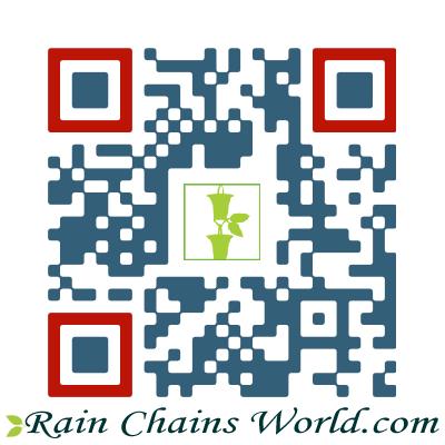 Rain Chains World QR Code'